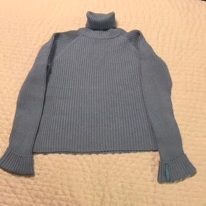 Women's Tommy Hilfiger Turtleneck Sweater. Large.